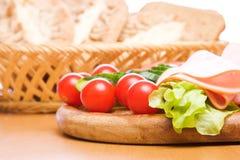 Pasto Fotografie Stock