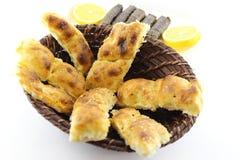 Pasto del Ramadan sulla tavola Fotografie Stock