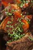 Pasto di Delicous Fotografia Stock