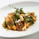Pasto gastronomico. immagini stock libere da diritti