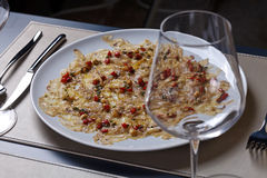 Pasto gastronomico Immagine Stock Libera da Diritti