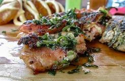 Pasto piccante messicano Fotografie Stock
