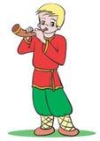 Pastor Ilustração do Vetor