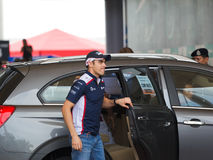Pastor Maldonado Stock Photos