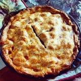 Pastor Pie Foto de archivo libre de regalías