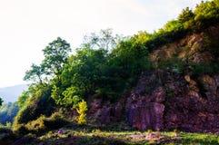 Pastoral Autumn Landscape Royalty Free Stock Image
