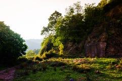 Pastoral Autumn Landscape Royalty Free Stock Images