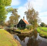 Pastoral holandês Fotografia de Stock