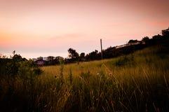 Pastoral Landscape Stock Photography