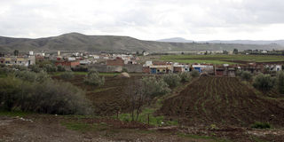 Pastoral Morocco Royalty Free Stock Photos