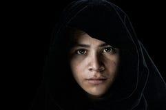 Pastore sudamericano Boy Fotografia Stock Libera da Diritti