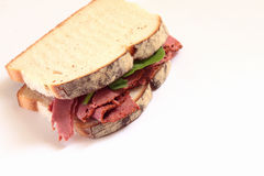 Pastrami photographie stock