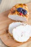 Pastrami del pollo Fotografia Stock Libera da Diritti
