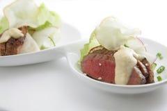 pastrami piec na grillu tuńczyk Obraz Stock