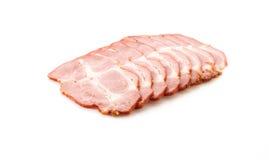 pastramivarkensvlees Stock Fotografie