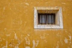 Pastrana window Stock Photography