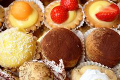 Pastries Royalty Free Stock Image