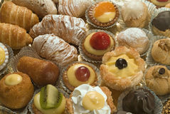 Pastries Stock Photography
