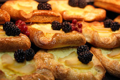 pastries Imagens de Stock