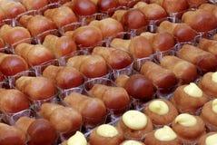 Pastries - babà Stock Photography