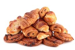 Pastries Royalty Free Stock Images