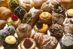 Pastries Royalty Free Stock Photo