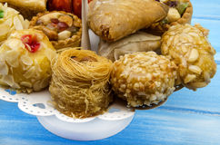 Pastries Royalty Free Stock Photography