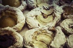 Pastries Stock Photo