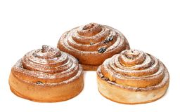 Pastry. Fresh, warm and tasty Stock Photography