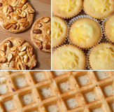 Pastry Stock Photography