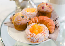 pastry Fotografia de Stock Royalty Free