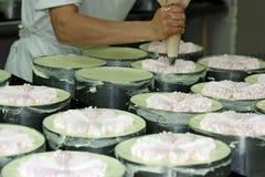 Pastry Stock Photo