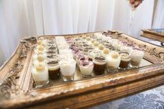 pastry Imagem de Stock Royalty Free