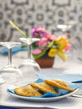 Pastry argentinian empanadas Royalty Free Stock Photography