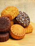 Pastry, biscuits and cookies,shortbread Royalty Free Stock Image