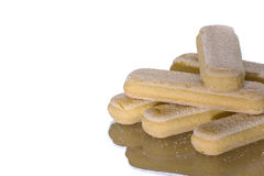 Pastry biscuits Stock Photography