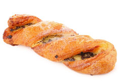 Pastry, chocolate bread Royalty Free Stock Photography