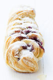 Pastry close up Royalty Free Stock Photos