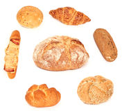 Pastry collection Royalty Free Stock Photography