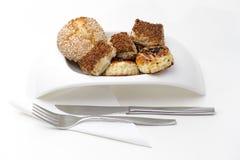 Pastry & Cookies - Turkish Cuisine Stock Photos