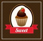 Pastry design Stock Photos