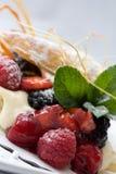 Pastry dessert Stock Image