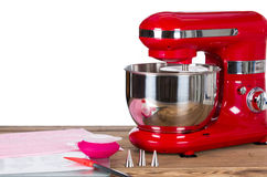 Pastry dough machine Stock Image