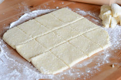 Pastry dough Royalty Free Stock Photo