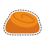 Pastry icon image Stock Image