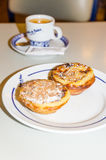 Pastry in Lisbon Royalty Free Stock Photo
