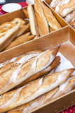 Pastry. Market in Forcalquier, Provence, France Royalty Free Stock Photography