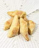 Pastry puff pastry Stock Photography