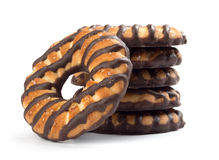 Pastry ring Stock Photography