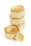 Pastry shell Royalty Free Stock Photos